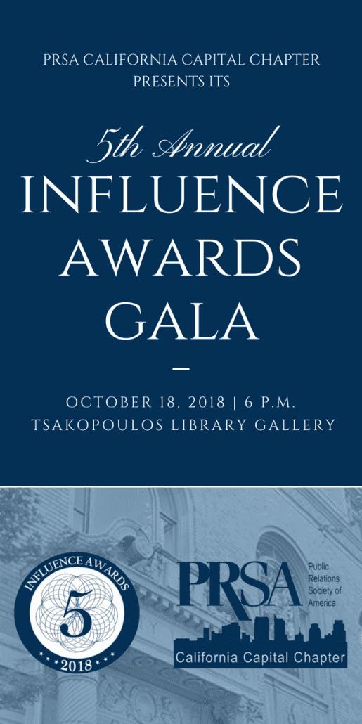 Influence Awards Gala
